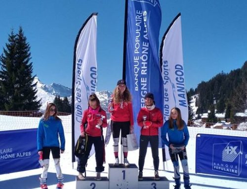 Slalom Mars 2019