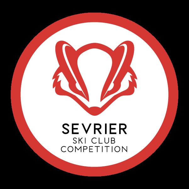 Sevrier Ski Club Compétition Logo